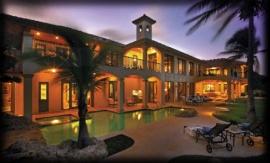 rich home