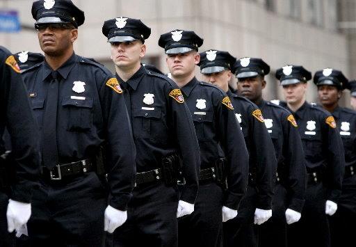 Police officer blog